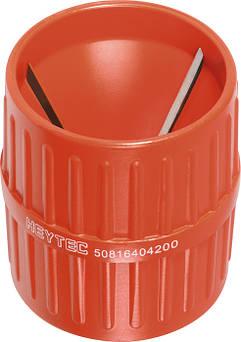 Пристрій для зняття задирок всередині / зовні труб до 42 мм HEYTEC Німеччина