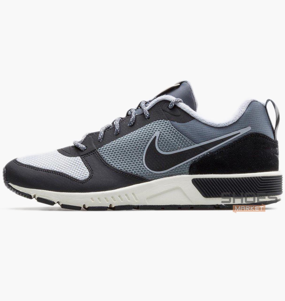 Мужские Кроссовки Nike Nightgazer Black/Blue 916775-003, оригинал