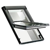 Вікно мансардне Designo WDF R65 K W WD AL 06/14