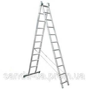 Универсальная лестница ITOSS 7514 (2х14)