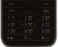 Клавиатура для Nokia 225, русская, черная, оригинал
