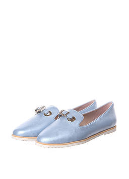 Туфли Aimeini 38 Голубой (293-3-B942_L_Blue)