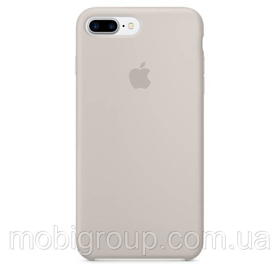 Чехол Silicone Case для iPhone 7 Plus, Stone