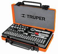 Набор автоинструмента 45 предметов Truper JD-1/4X45M