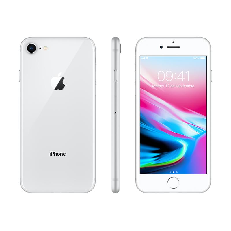 Apple iPhone 8 64GB Silver (MQ6L2)