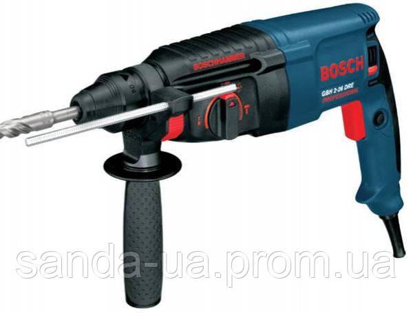 Перфоратор  Bosch SDS-plus GBH 2-26 DRE