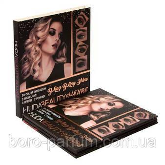 Косметический набор Huda Beauty Eyeshadow Allure Pallete