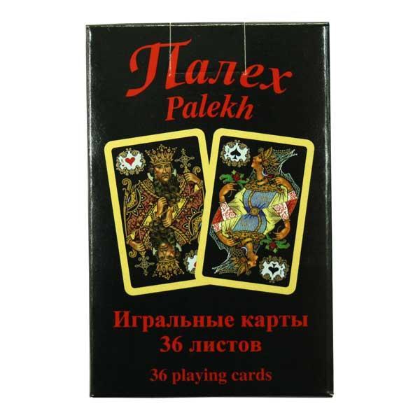 Карты игральные Piatnik Палех (Palekh), 36 листов