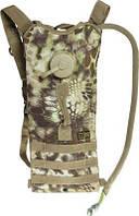 Гидратор Skif Tac с чехлом и крышкой 2,5 литра хаки