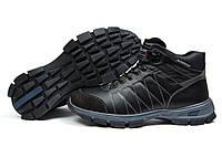 Зимние ботинки на меху Northland Waterproof, черные (30811), р.  [  40 41 42 43 45  ]