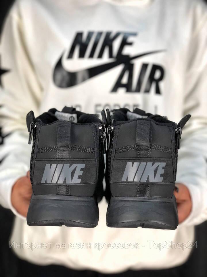 8ae7eaf8 ... Зимние кроссовки на меху ACRONYM x Nike Air Huarache (реплика А+++ ) ...