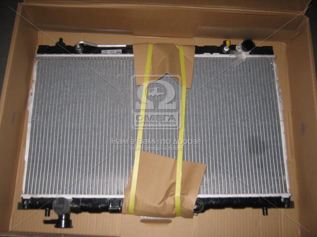 Радиатор охлаждения HYUNDAI SANTA FE (SM) (00-) (пр-во Nissens), 67030
