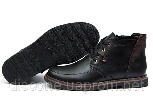 Зимние кроссовки на меху Trike, черные (30841), р.  [  41 (последняя пара)  ]