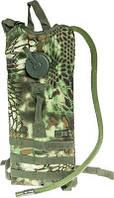 Гидратор Skif Tac с чехлом и крышкой 2,5 литра криптек зеленый