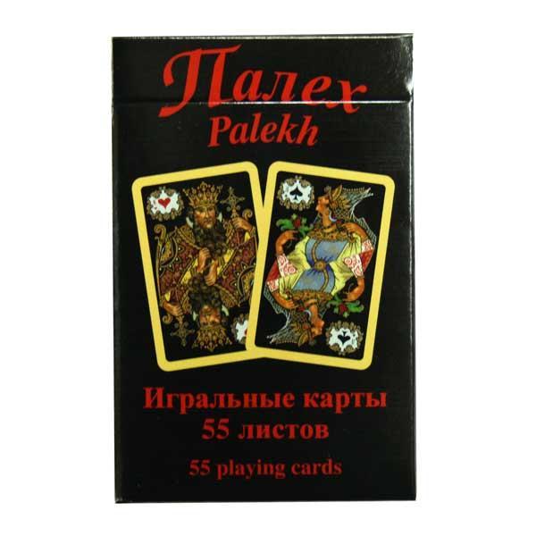 Карты игральные Piatnik Палех (Palekh), 55 листов