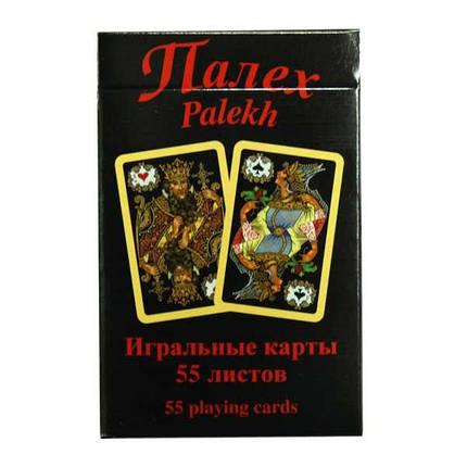 Карты игральные Piatnik Палех (Palekh), 55 листов, фото 2
