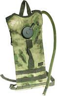 Гидратор Skif Tac с чехлом и крышкой 2,5 литра камуфляж