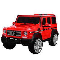 Детский электромобиль Джип «Mercedes-AMG» M 3567EBLR-3 (Красный)