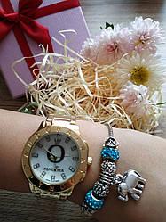Стильные женские часы Pandora