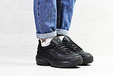 Зимние кроссовки Fila Disruptor Yalor,черные, фото 2