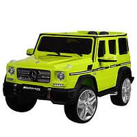 Детский электромобиль Джип «Mercedes-AMG» M 3567EBLR-5 (Салатовый)