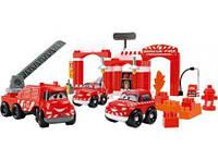 Конструктор Пожарная бригада Ecoiffier 1396