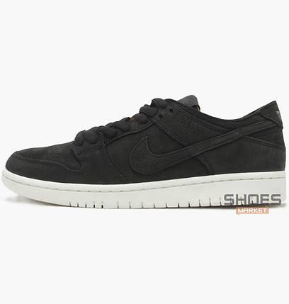 Мужские кроссовки Nike ZOOM DUNK Black AA4275-002, оригинал, фото 2