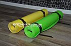 Коврик для йоги Premium 180х60см, толщина 4мм, фото 3