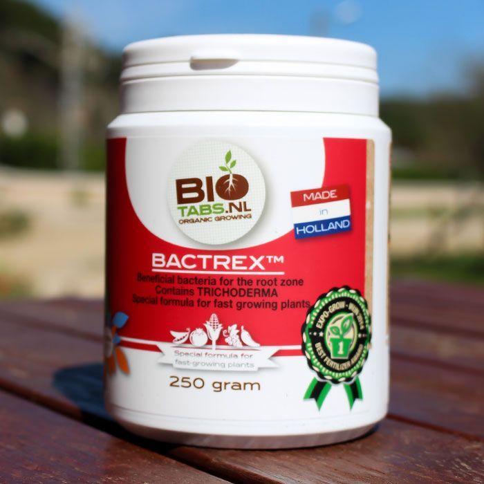 Органическое удобрение Biotabs  Bactrex 250 gr
