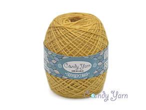 Candy Yarn Полушерстяная, Кукурузный №404/М