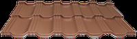 Модульна черепиця EGERIA SSAB 35/350 Purex 750 цегляний