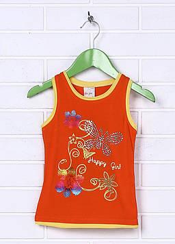 Майка Gloria Jeans 110 оранжевый (GGR-20719_Orange)