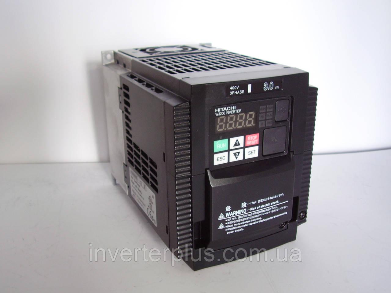WJ200-030HF; 3кВт/380В. Частотник Hitachi