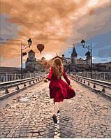 Картина по номерам Дорога к счастью (PGX25454) 40 х 50 см  Premium