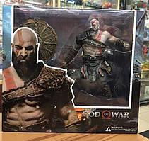 Фигурка Кратос Бог Войны God of War 9 Kratos 22 см