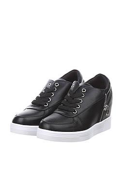 Ботинки ShiGeru 37(235) черный (7608_Black)