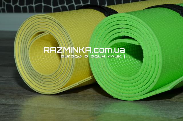 Коврик для йоги Premium, Yoga Asana, йога асана