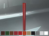 Труба водостічна Raiko 150/100 червоне вино 1м