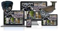 Комплект видеонаблюдения HIKVISION на 8 камер