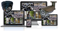 Комплект видеонаблюдения HIKVISION на 8 камер, фото 1