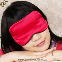 "Маска для сна - ""Soft Silk"" - 100% Шелк!, фото 1"