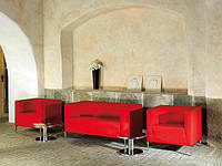 KUBIK - мягкая мебель чешской фабрики LD Seating