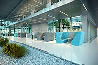 MEETING PORT - мягкая мебель чешской фабрики LD Seating