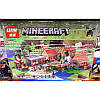 "Конструктор ""Деревня"" Lepin 18008 Minecraft 1673 деталей лего майнкрафт, фото 2"