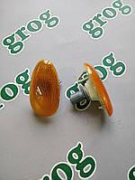 Повторитель поворота в крыло желтый  Ланос   96303241