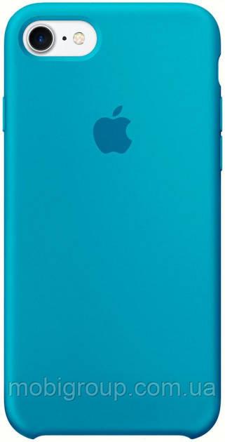 Чехол Silicone Case для iPhone 7/8,  Light Blue
