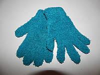 Перчатки женские трикотажные теплые р.M (6.5) 035PGZ