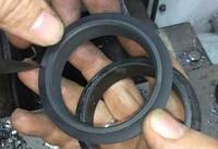 Фрикционное кольцо снегоуборщика: неисправности, замена, изготовление