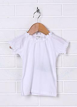Футболка Prenatal 3-6 month (62 cm) белый (S418TS378JJ008_White)