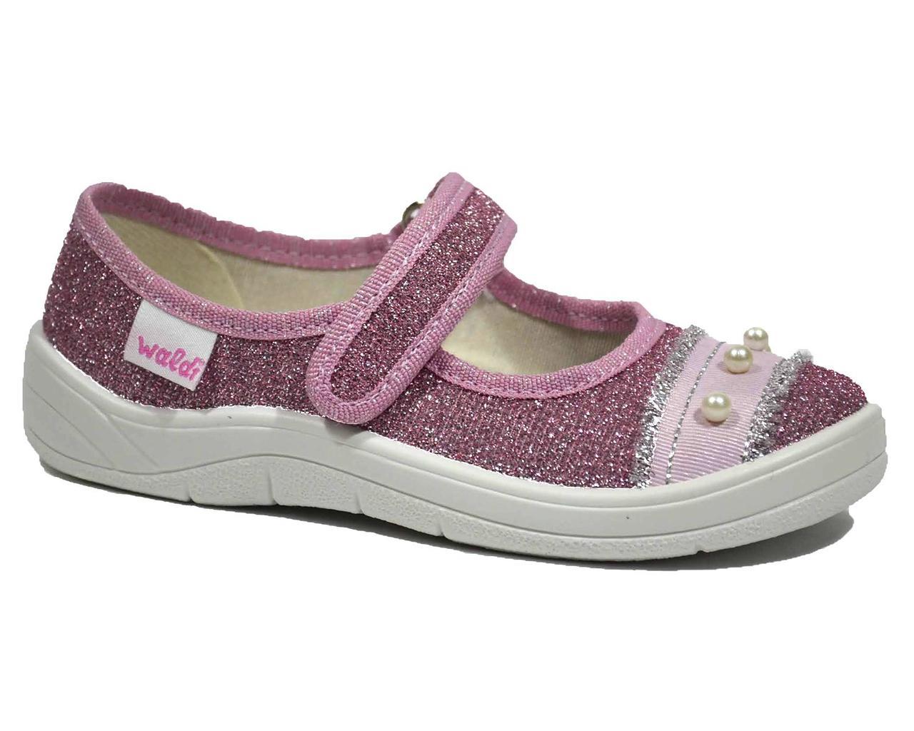 e2f75d3d8 Тапочки детские для девочки розовые WALDI р. 24. 25, цена 250 грн ...
